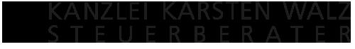 Kanzlei Karsten Walz · Steuerberater · Schwalmstadt · Existenzgründungsberatung · Coaching · betriebswirtschaftliche Beratung · Finanzbuchhaltung  ·Jahresabschlüsse · Lohnbuchhaltung · Steuerberatung · Steuererklärungen